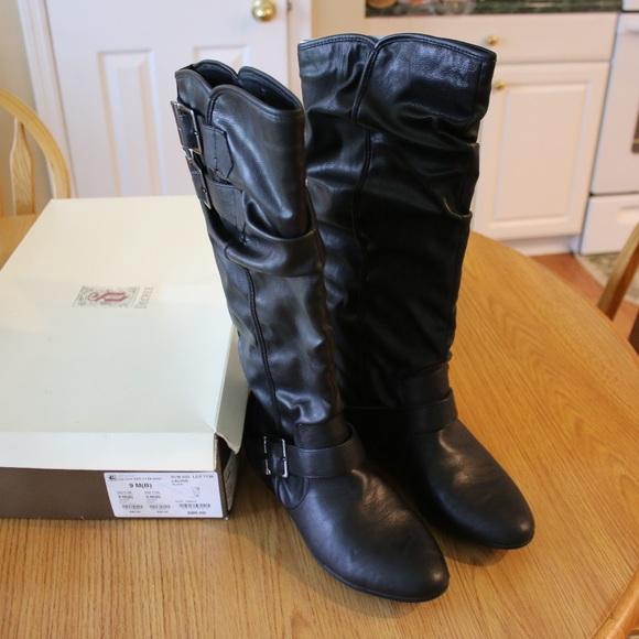 0c51f6f0428b8 DECREE Shoes Womens Boots JC Penney